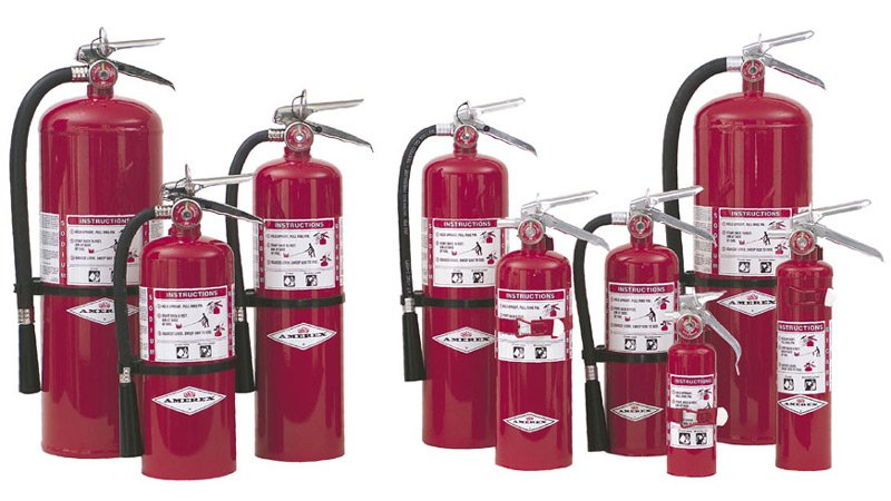 Fire Extinguishers - Federal Fire Equipment