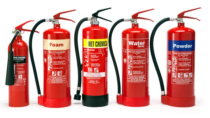 Fire Extinguisher Sales - Toledo