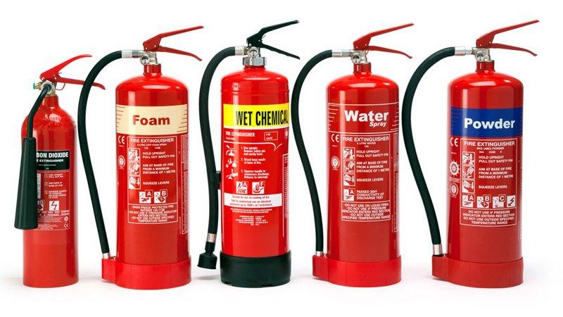 Fire Extinguisher Sales - Toledo